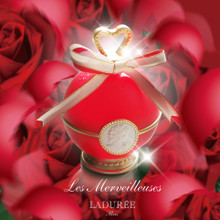 Les Merveilleuses LADUREE Face Color Rose LADUREE (Pot + Refill) ~ 2020 Holiday II Collection Limited Edition
