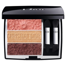 DIOR 3 Couleurs Tri(o)blique Pure Glow Eyeshadow #643 Pure Petals ~ 2021 Spring Limited Edition