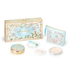 SHISEIDO MAQuillAGE Snow Beauty Whitening Skincare Powder P (with extra refill) ~ 2021 Limited Edition