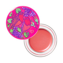 Cle de Peau Limited Edition Cream Blush ~ 201 Warmth's Magic ~ 2021 Holiday Limited Edition