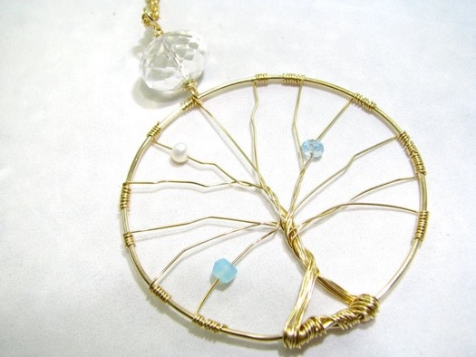 Mother's Tree of Life Necklace