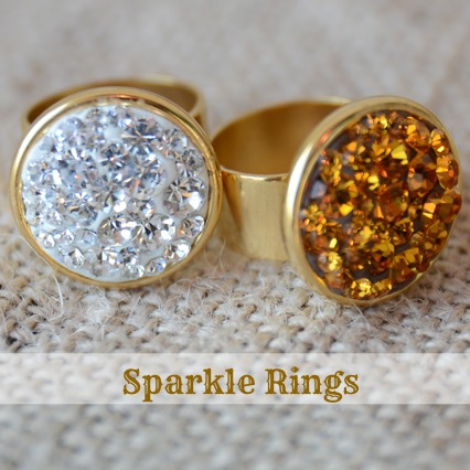 Sparkle Rings