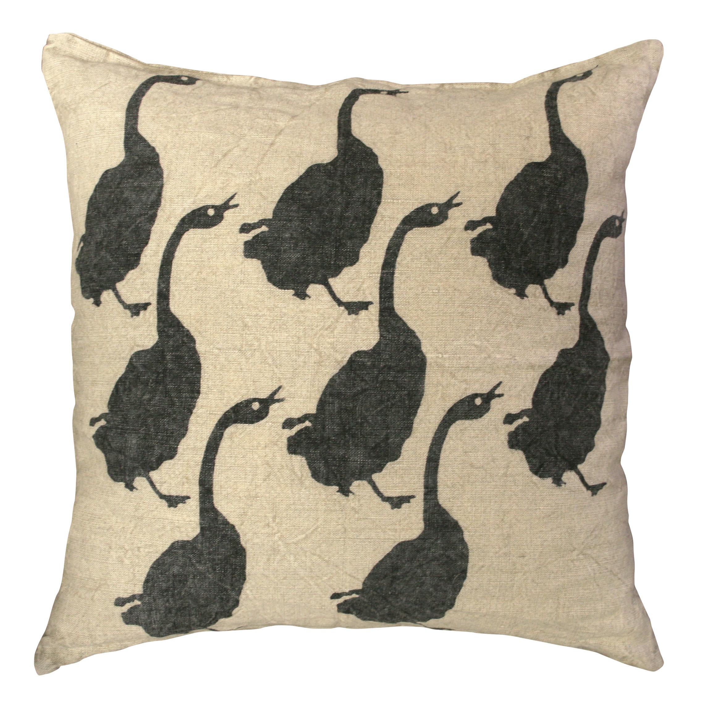 Geese Pillow