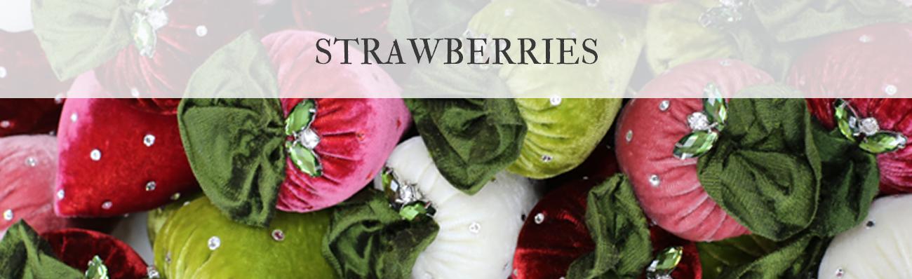 Hot Skwash Velvet Strawberries