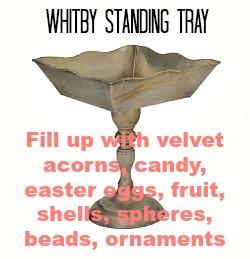 Whitby Standing Tray