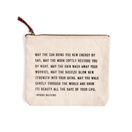 Apache Blessing - Canvas Bag