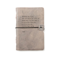 Leather Journal - Osho
