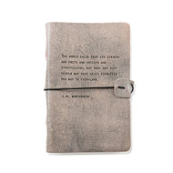 Leather Journal - LM Montgomery