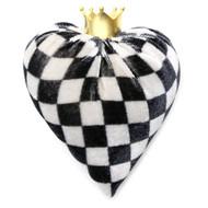Check Velvet Heart