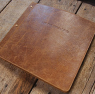 Heirloom Leather Photo Album