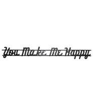 Mercantile Sign - You Make Me Happy