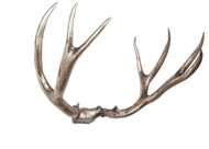 Antique Silver Deer Rack