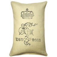Family Crest Pillow