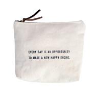 New Happy Ending - Canvas Bag
