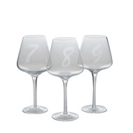 Laurent Wine Glasses