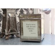 Mirrored Quote Box