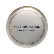 Set of 2 Be Prepared Paperweights