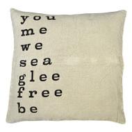 You Me We Pillow