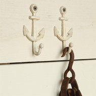 Anchor Wall Hook (set of 2)