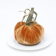"""8"""" Velvet Pumpkin"""