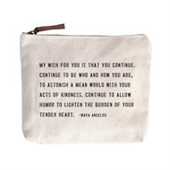 My Wish For You - Canvas Bag