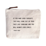 Always Look Lovely - Canvas Bag
