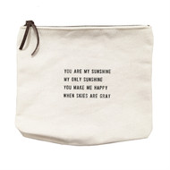 You are my Sunshine - Canvas Bag