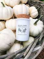 Pumpkin Prosecco Candle