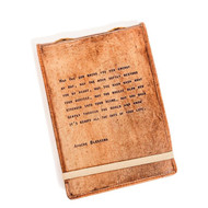 Leather Journal - Apache Blessing