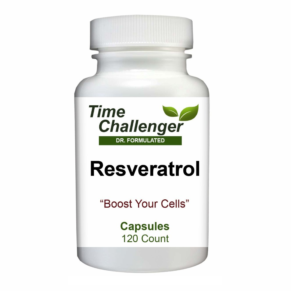 Resveratrol - Boost Your Cells!