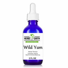 Wild Yam Herbal Tincture