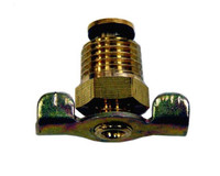 "Drain Valve 4002A Wing Type 1/4"" BSP"