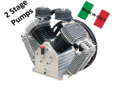 Fini K60 Compressor Pump Alloy (Cast Bore) 15HP
