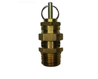 "Safety Valve 2005-1 1/2"" BSP 1,600KPA"