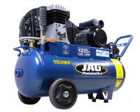 JAG Wildcat Air Compressor 12cfm Alloy Pump 58L