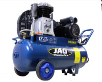 JAG Wildcat Air Compressor 17cfm Alloy Pump 58L