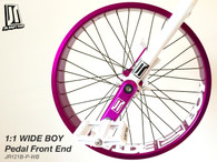 JR Wide Boy 1:1 Front End | 1-1/8""