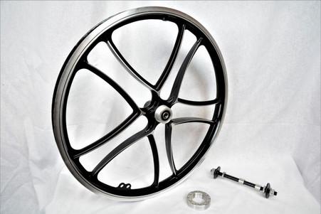 20 MAG Wheel  Disc Brake Mount Spoked