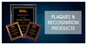 custom engraved award plaques
