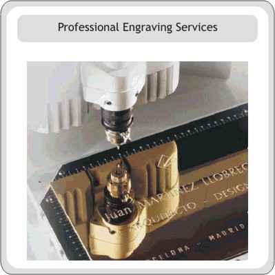 custom professional engraving services