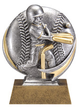 t-ball resin trophy