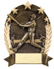 baseball resin trophy