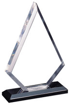 Triangle Blank Acrylic Award