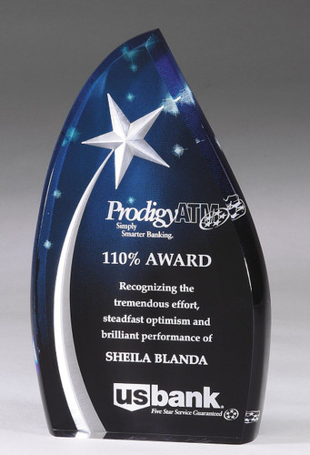 Exclusive Shooting Star Award