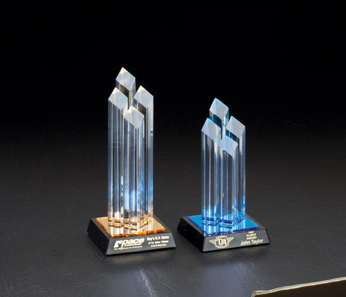 Diamond Collection - Diamond Towers (4 Columns)