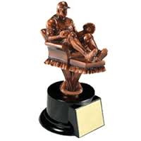Fantasy Baseball Award on base