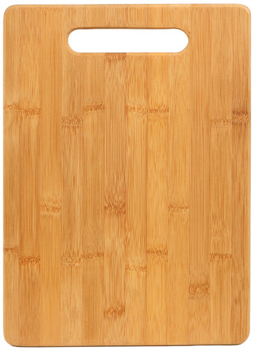 Bamboo Rectangle Cutting Board Large