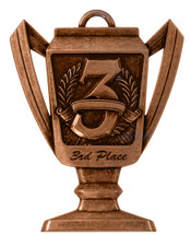 3rd Place Trophy Medal