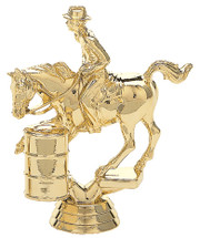 Horses - Barrel Racing - Male