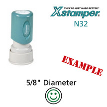 N32 XStamper Custom Self Inking Rubber Stamp